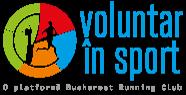 Voluntar în sport Logo